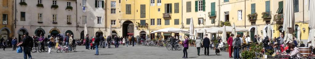 Lucca e le Ville
